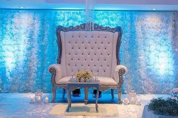 Wedding Throne Hire Chair South Wales
