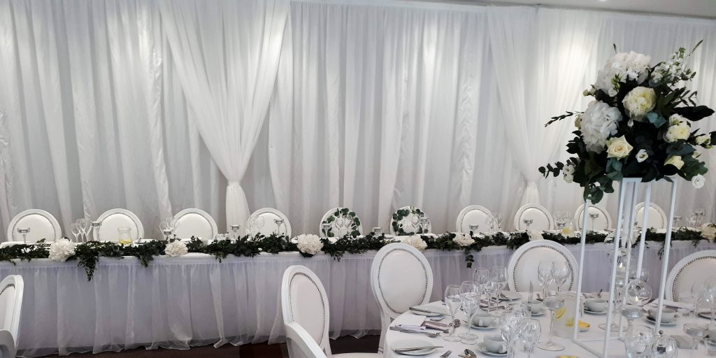 Wedding Backdrop Hire - Starlight Events South Wales
