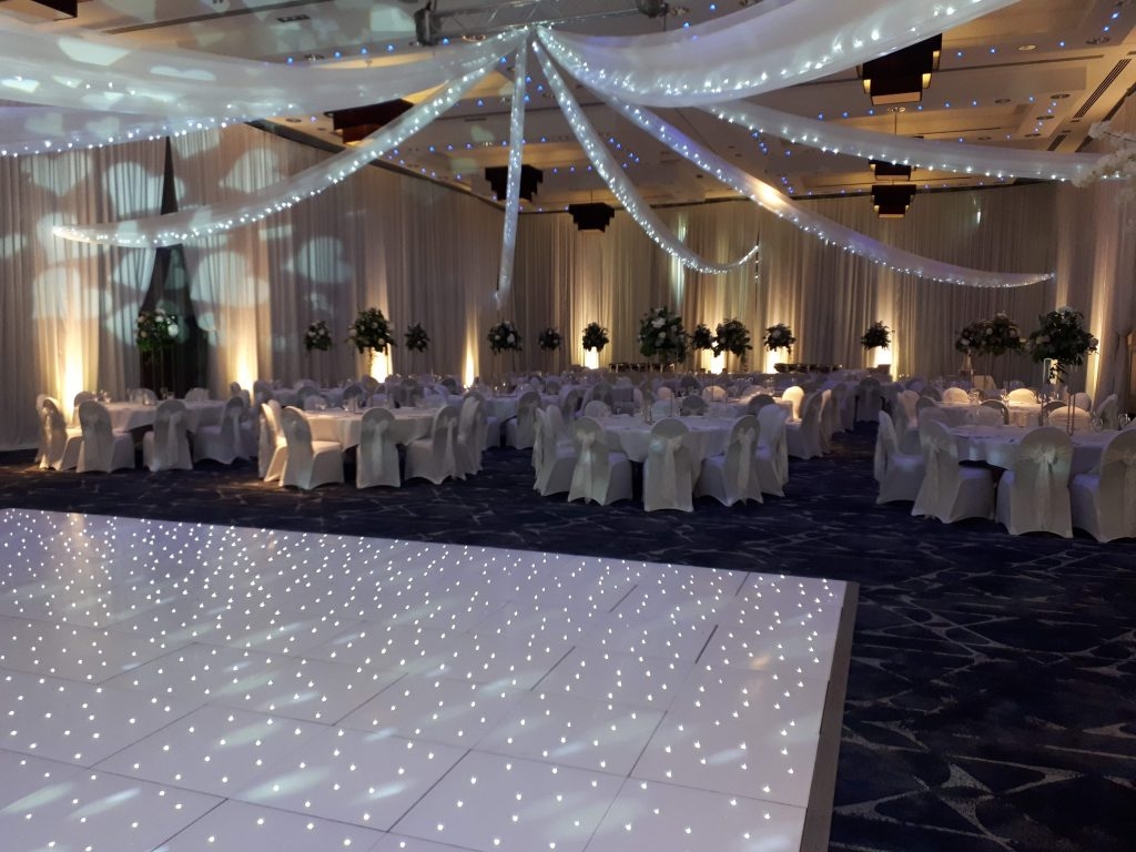 Best Drape Hire in UK